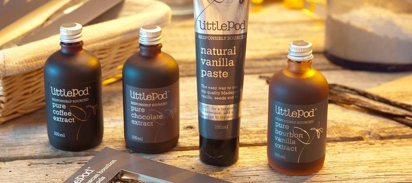 LittlePod vanilla products