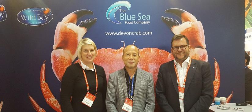 The Blue Seafood Company