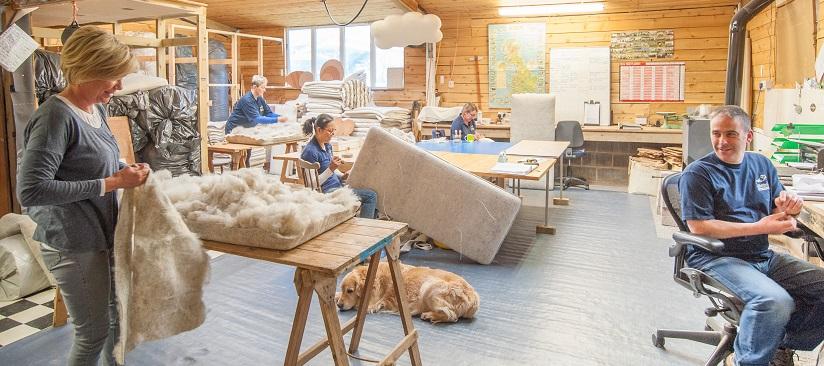Woolly Shepherd workshop
