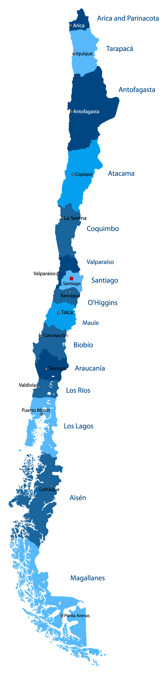 Doing Business in Chile - Guide | Business West