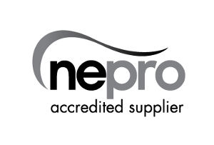 NEPRO accredited supplier