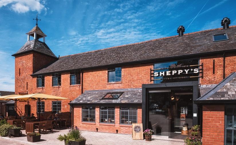 Sheppy's Cider - Taunton, Somerset