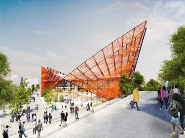 Swindon Museum and Art Gallery plans