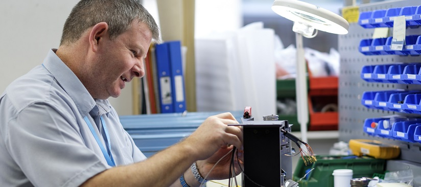 Stirling Dynamics Electronics Employee