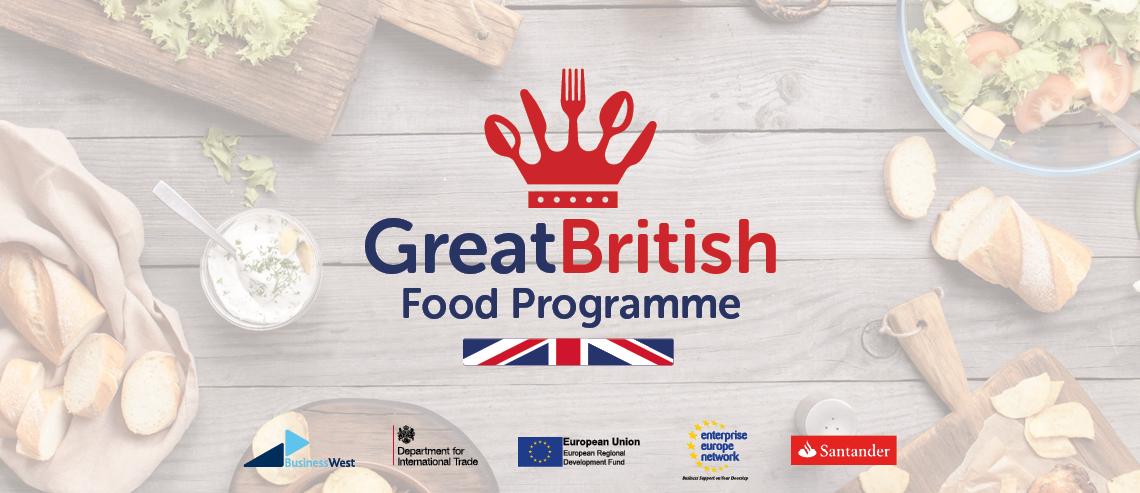 Great British Food Programme