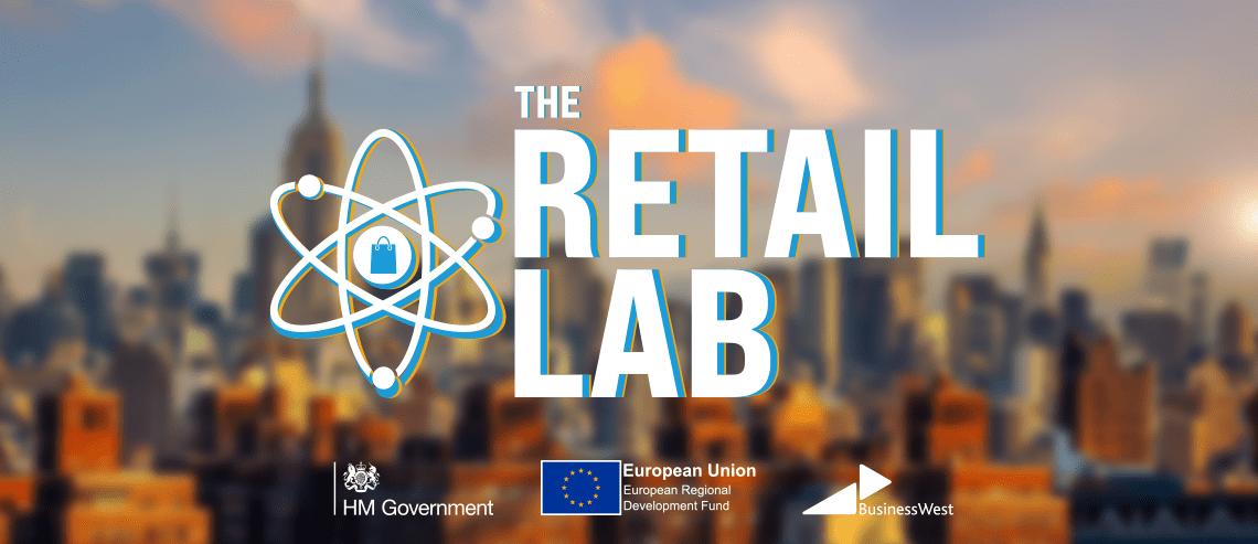 The Retail Lab Header