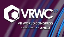 VR World Congress logo