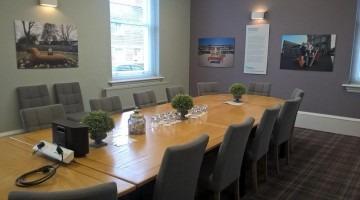 park house swindon board room