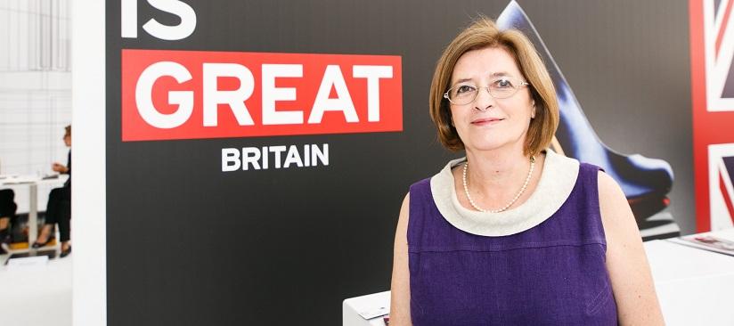 Sue Tisdall - International Trade Adviser
