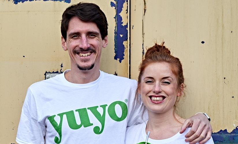 Yuyo Drinks - Charles Grummit & Rosie Marteau